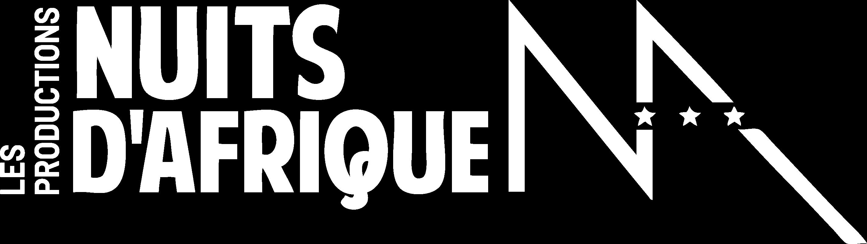 Logo Festival Nuits d'Afrique